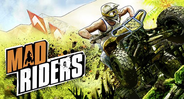 скачать игру mad riders через торрент на русском